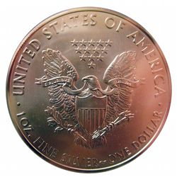 United States 2011 $1,00 Silver Eagle ANACS MS-70, 1 oz of .999 Silver Gem Coin.