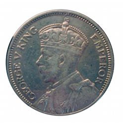 South Rhodesia; 1 Shilling 1934 in EF-40.