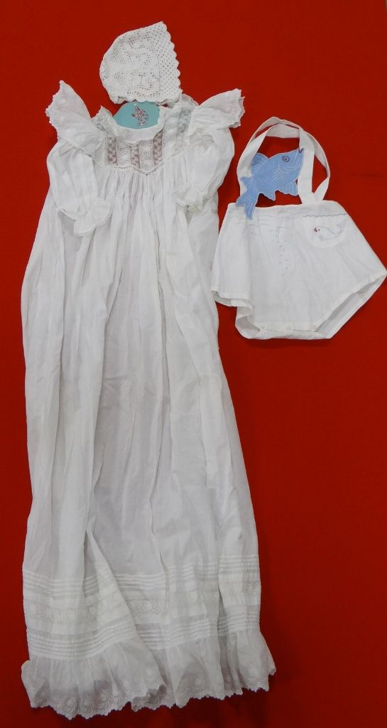 vintage children and baby clothing