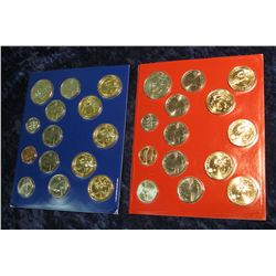 909.  2012 US Mint Set in brown shipping box as issued