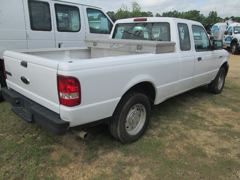 Image 2 2006 Ford Ranger Ext Cab Pickup Truck S N 1ftyr14u96pa83228