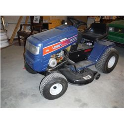 LOWE'S 135L677F06 RIDING MOWER, S/N 1D105C20073