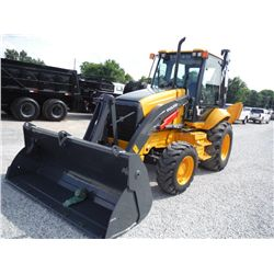 "VOLVO BL70 4X4 LOADER BACKHOE, S/N VCE00B70V00011278 (07 YR) EXTENDAHOE, MULTI-PURPOSE BUCKET, 24"" H"