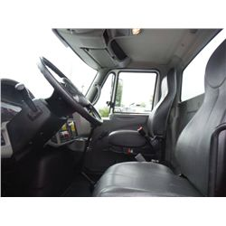 2008 INTERNATIONAL 4300 GUARD RAIL TRUCK, S/N 1HTMMAAR48H665766 , 7.6L INTERNATIONAL DIESEL, 6 SPD E