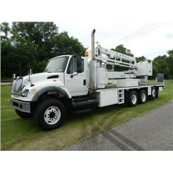 2004 INTERNATIONAL 7600 BRIDGE INSPECTION UNIT, S/N 1HTWXAHT94J015528 , CUMMINS ISM DIESEL, A/T, ASP