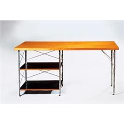 charles and ray eames an early first edition esu d 20. Black Bedroom Furniture Sets. Home Design Ideas