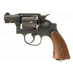 U.S. Smith & Wesson Victory Model Revolver with 2 Inch Barrel and Holster