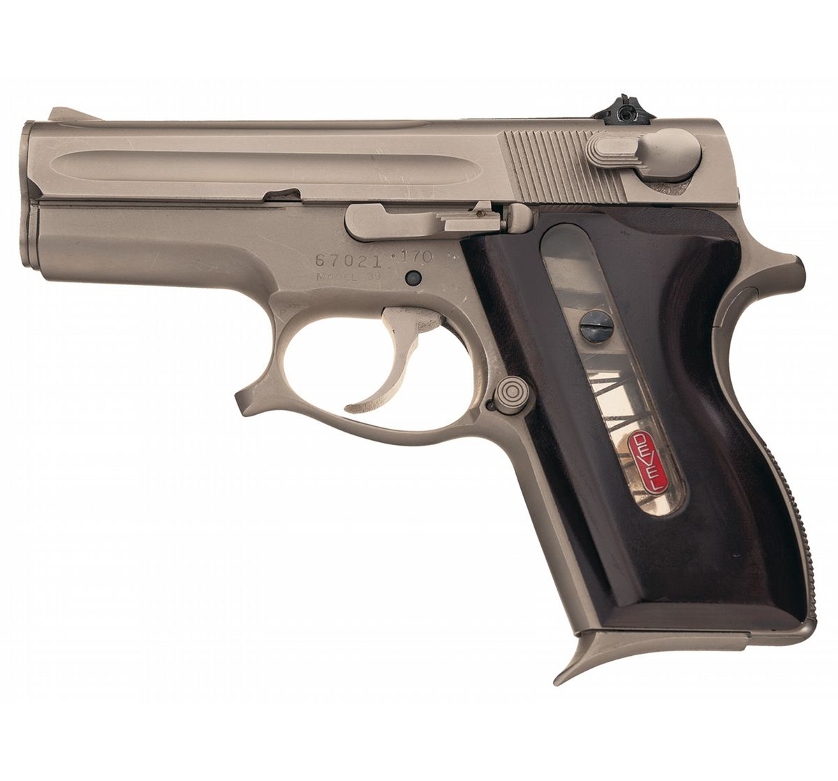 smith and wesson model 39 serial numbers