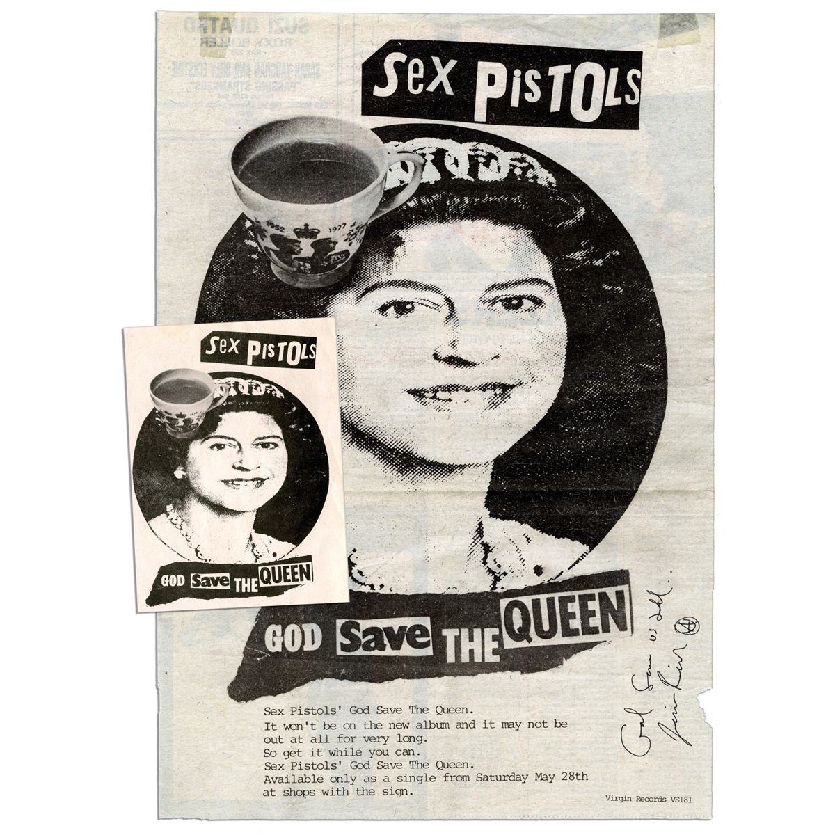 God Save The Queen By Sex Pistols 40