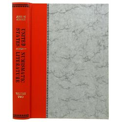 UNITED STATES NUMISMATIC LITERATURE. VOLUME II