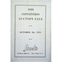 THE 1939 ANA CONVENTION SALE