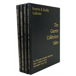 GARRETT COLLECTION SALES