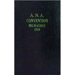 HARDCOVER 1950 ANA CONVENTION SALE