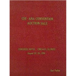 HARDCOVER 1956 ANA CONVENTION SALE