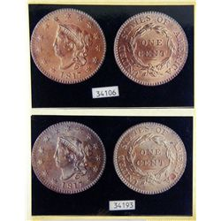 LARGE CENT PHOTOGRAPHS