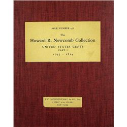 THE NEWCOMB COLLECTION, PART I