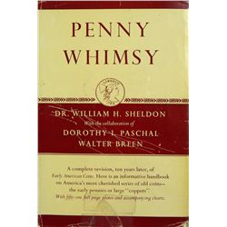 PENNY WHIMSY, SIGNED BY ALL THREE AUTHORS