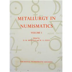 METALLURGY IN NUMISMATICS