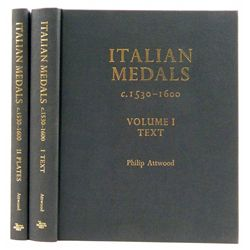 ATTWOOD ON ITALIAN MEDALS