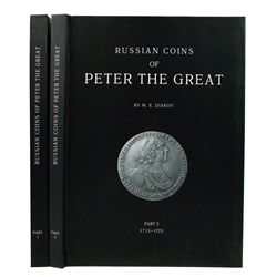 COINS OF PETER THE GREAT
