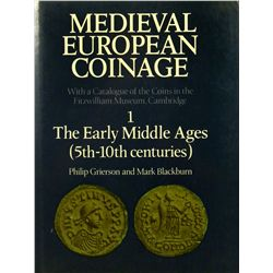 MEDIEVAL EUROPEAN COINAGE 1