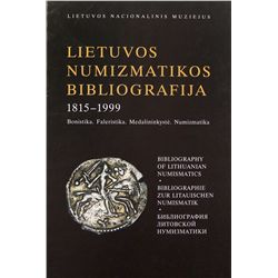 LITHUANIAN NUMISMATIC BIBLIOGRAPHY