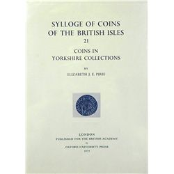 COINS IN YORKSHIRE COLLECTIONS