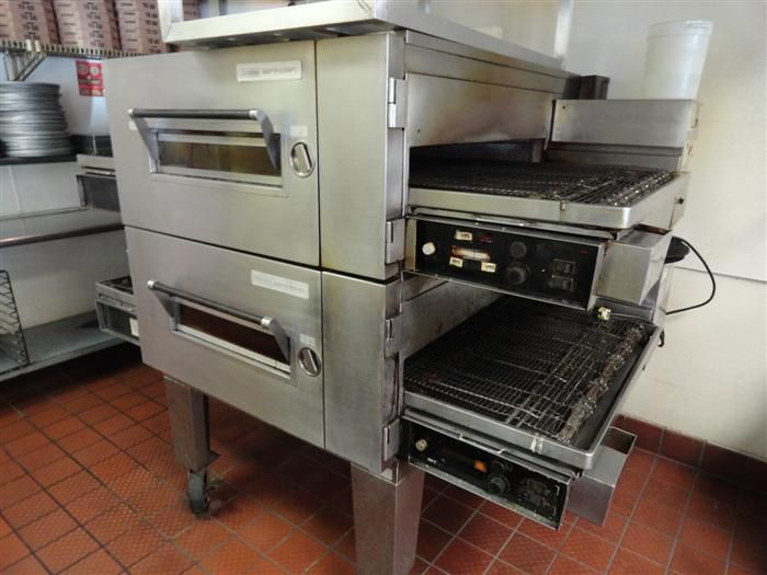 img stack lincoln on detail inventory oven pizza conveyor gas triple houston pizz restaurant impinger casters equipment