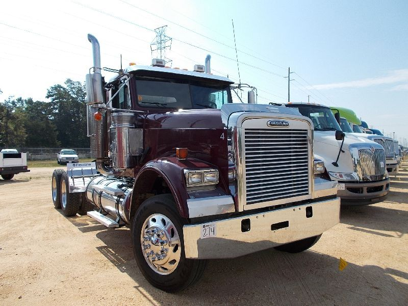 2006 Freightliner Fld120 T A Truck Tractor S N