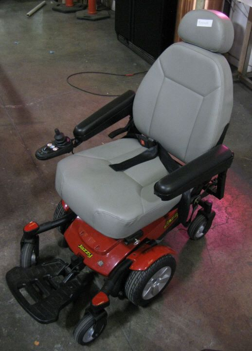 the pride jazzy select elite power chair w manual rh icollector com Jazzy Select Elite Parts Jazzy Select Elite Blue