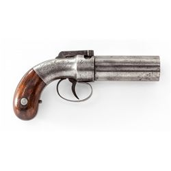 Allen & Thurber Pepperbox Pistol