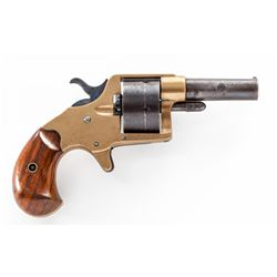 Colt House Model Spurtrigger Revolver