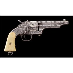 Merwin & Hulbert Single Action Open-Top Revolver