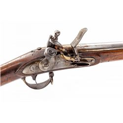 U.S. Model 1816 Flintlock Musket, by Johnson