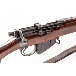 Lee-Metford MK II Bolt Action Rifle, by BSA