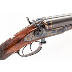 Early Parker Bros. Front Lock SxS Shotgun