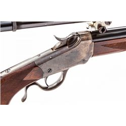 Custom Winchester Low-Wall Single Shot Rifle