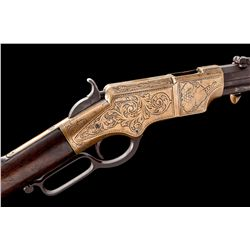 Hoggson Eng'd M.1860 Henry Rifle