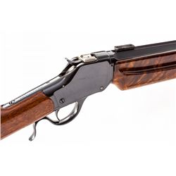 Winchester High-Wall Rifle