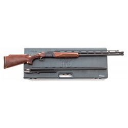 Beretta Model 682X Trap 2-Barrel Shotgun Set