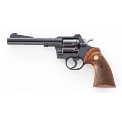 Post-War Colt Officer's Model Spec. DA Revolver