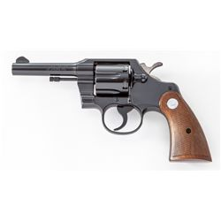 Post-War Colt Official Police DA Revolver