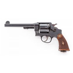 Canadian Proofed S&W 2nd Model Hand Ejector Revolver