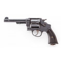 English Proofed S&W Model 1917 Revolver