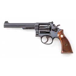 S&W Model 14-2 Double Action Revolver