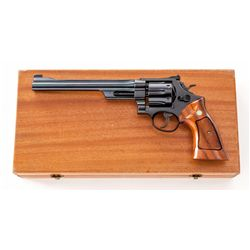 S&W Model 27-2 Double Action Revolver
