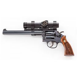 S&W Model 15-3 Double Action Revolver
