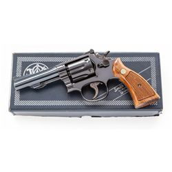 S&W Model 48-3 Double Action Revolver