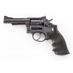 S&W Pre-Model 14 K38 Double Action Revolver