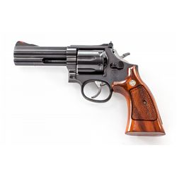 S&W Model 686-3 Double Action Revolver